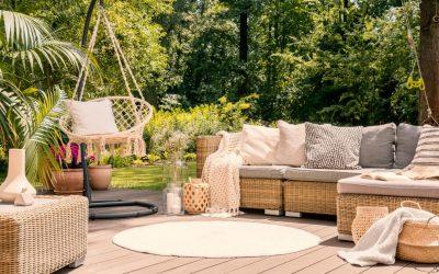 4 DIY Ways to Upgrade Your Deck